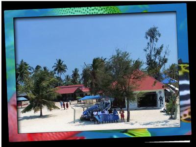 Dive centre Fun Divers Zanzibar at Nungwi Beach