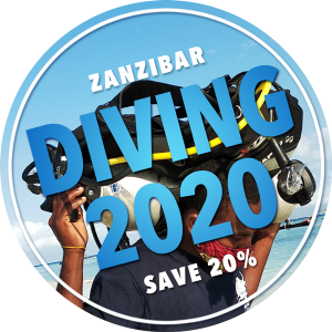 Scuba Diving, Snorkeling and PADI courses in Zanzibar in 2020, Special Offer at the local PADI Dive Resort Fun Divers Zanzibar in Nungwi